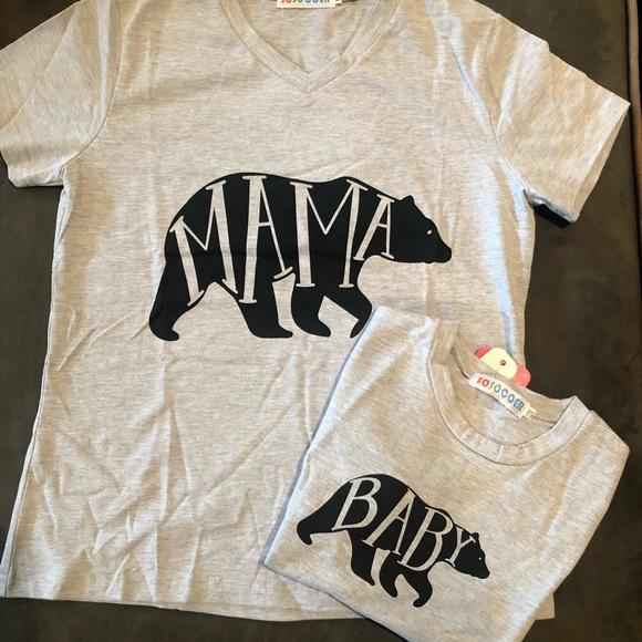 5d2f0df6476d Shirts & Tops | 4t Kids Baby Bear Shirt | Poshmark